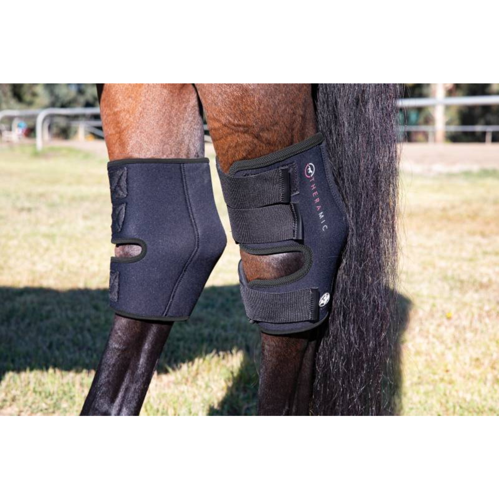 Theramic Med Hock Boot