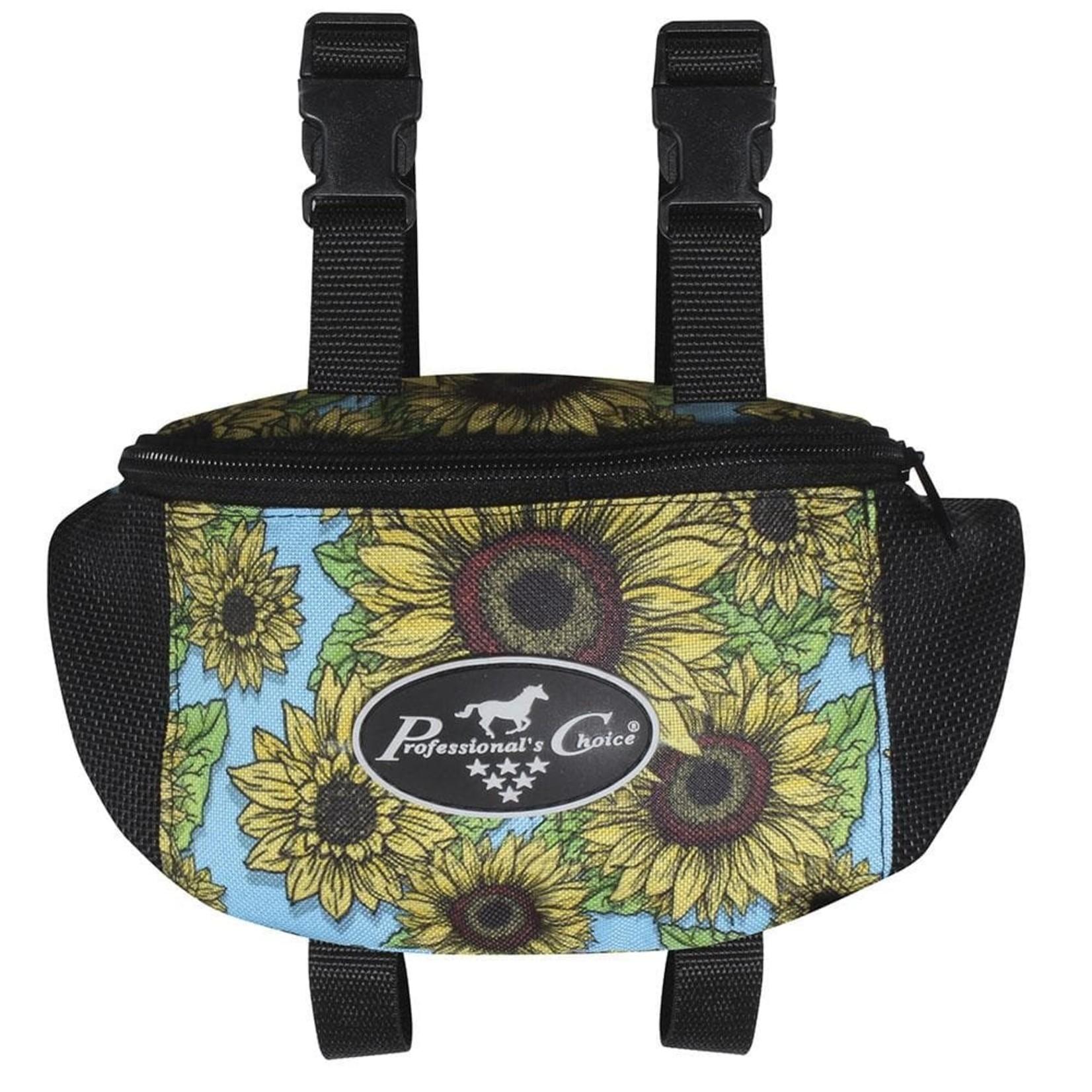 PC Pommel Bag Sunflower