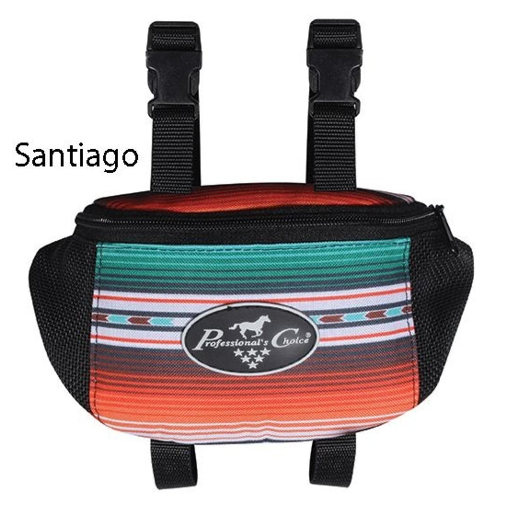 PC Pommel Bag Santiago
