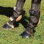 PC Leather Skid Boots