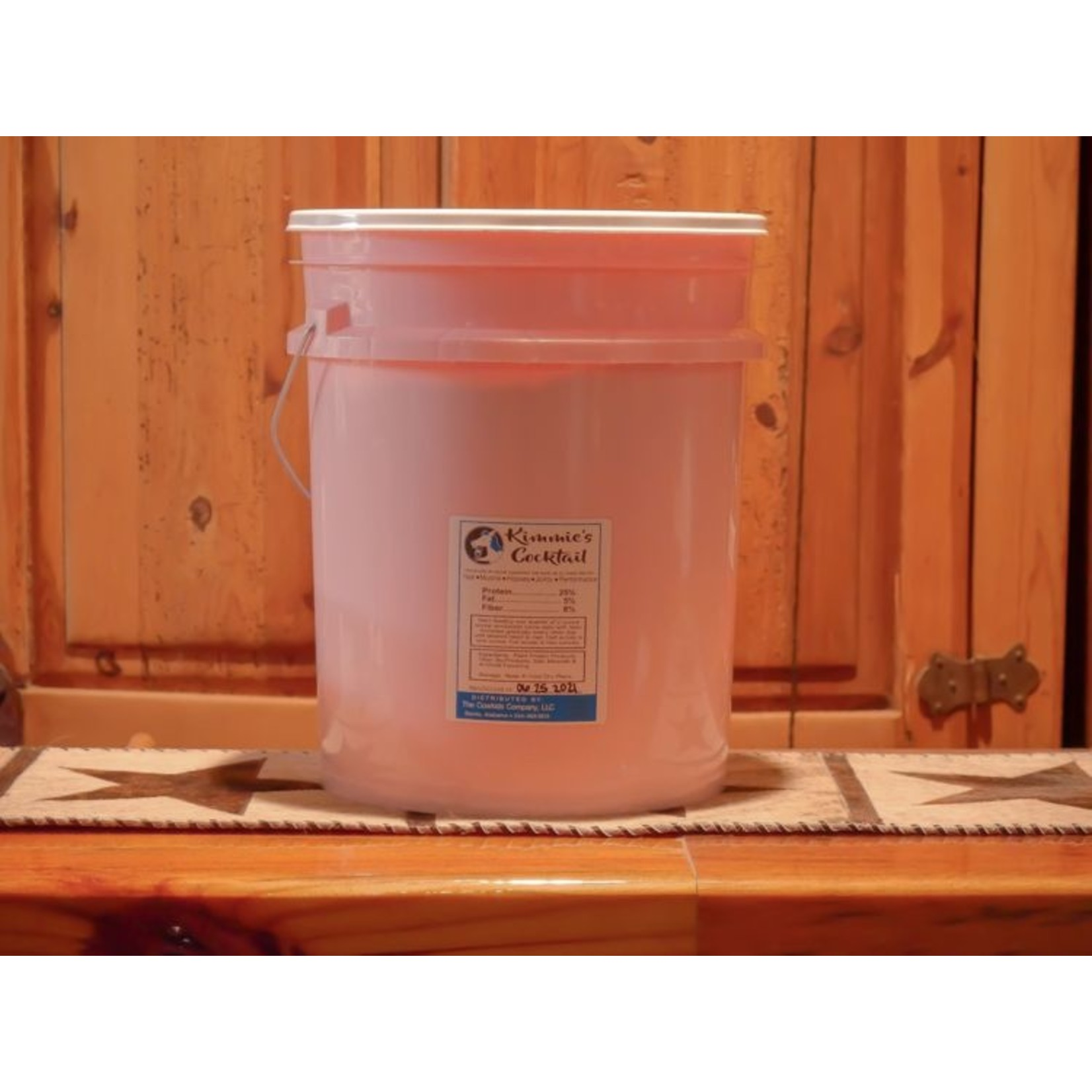 Kimmie's Cocktail 25lb Bucket