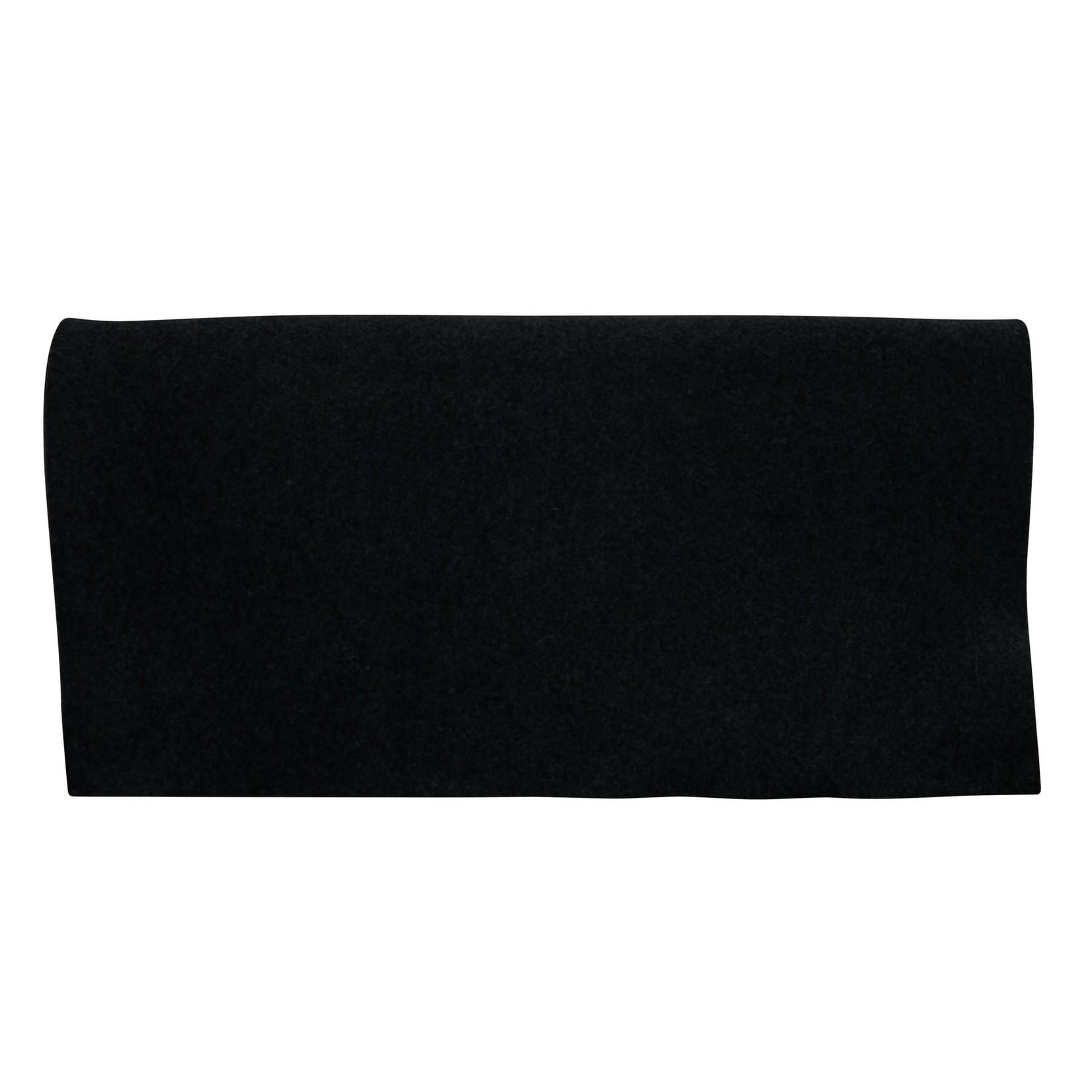 "30x30"" Black Pad Liner"