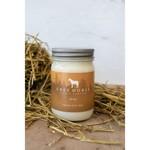 Grey Horse Candles Grey Horse Candle - Fresh Cut Hay 12oz