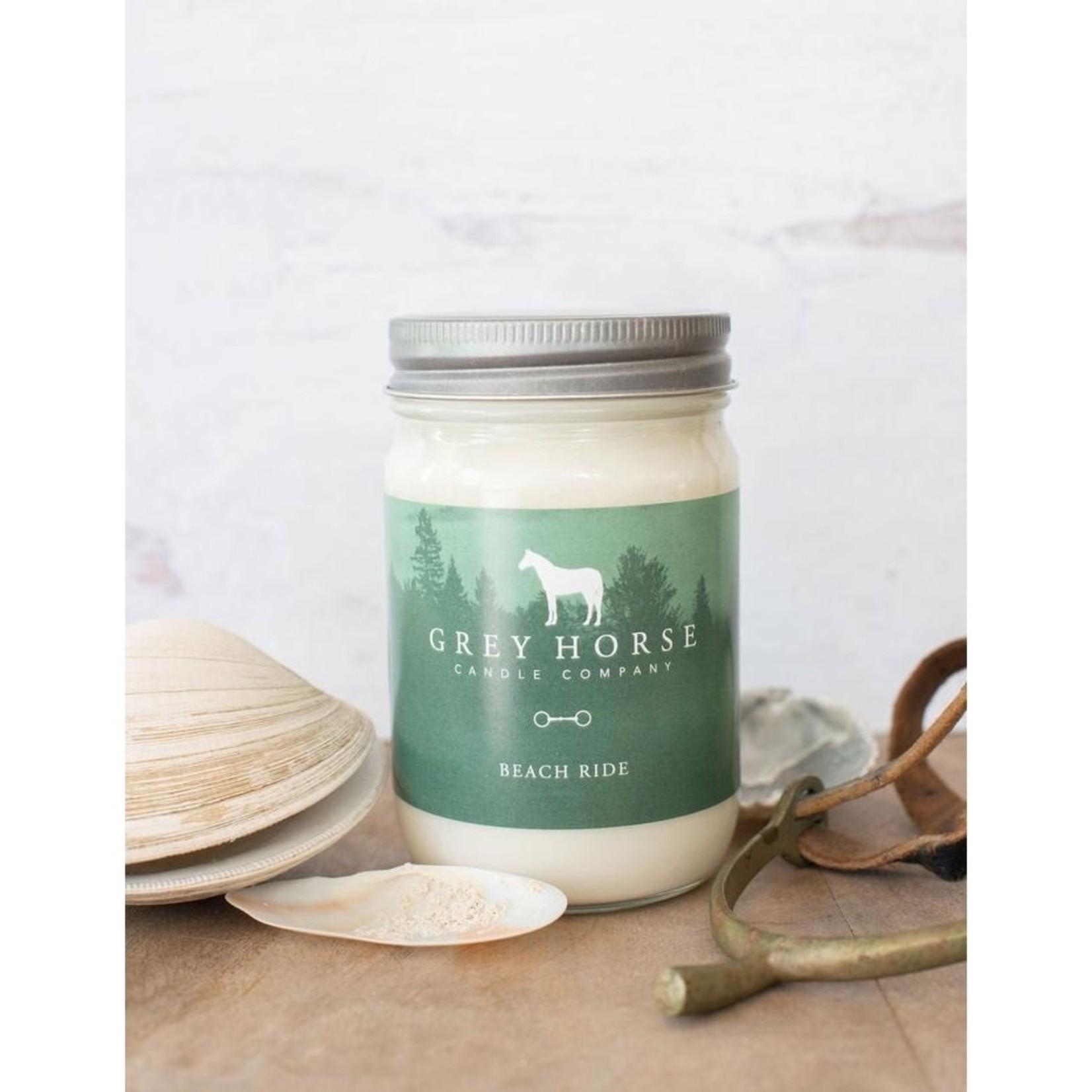 Grey Horse Candles Grey Horse Candle - Beach Ride 12oz