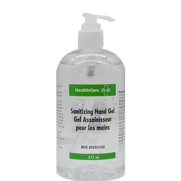 HealthCare Plus HealthCare Plus HSG473 Hand Sanitizer 473ml