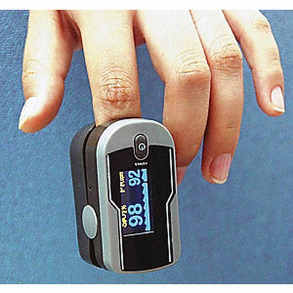 O_ two 0_Two O1MN1000 Finger Tip Pulse Oximeter