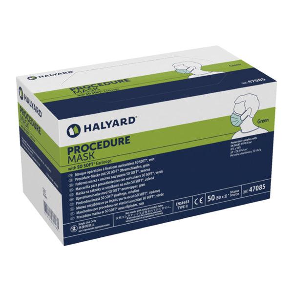 Halyard Halyard Procedure Mask, 50/Box