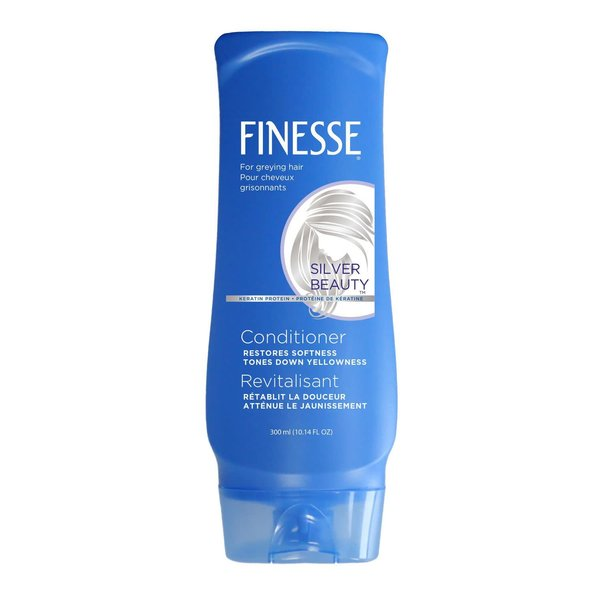 FINESSE FINESSE SILVER BEAUTY CND 300ML
