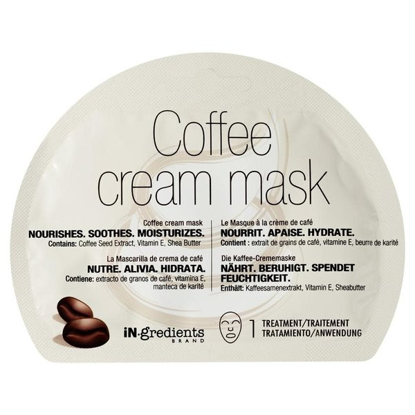IN.GREDIENTS COFFEE CR MASK 20ML