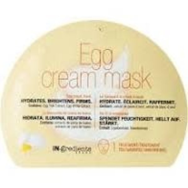 IN.GREDIENTS EGG CR MASK 20ML