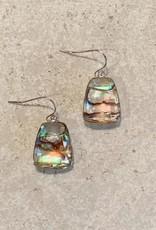 Saachi rainbow crystal earring