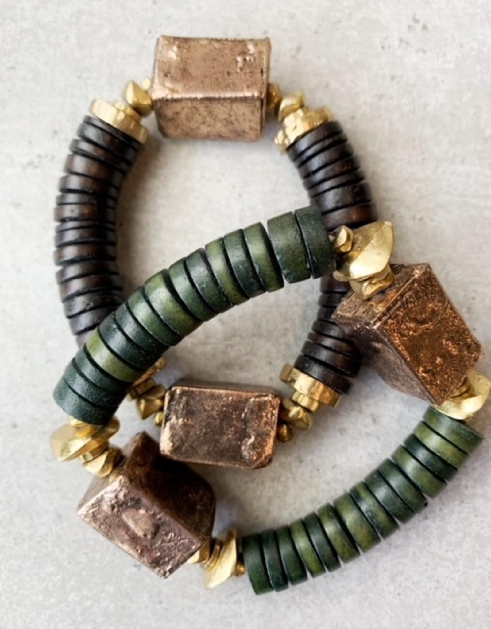 Bella Bella stretchy beaded bracelet