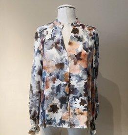 Go Silk Go Silk Antique blouse