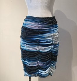 Petit Pois Petit Pois Wave skirt