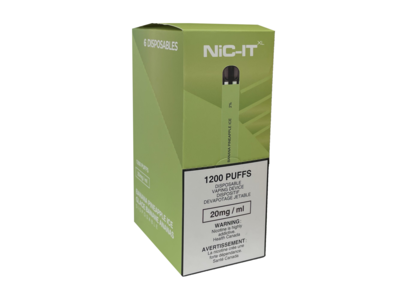 NiC-IT NiC-IT XL Disposable Vape - 20mg