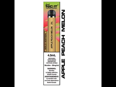 NiC-IT NiC-IT XL 20MG - Gold Edition