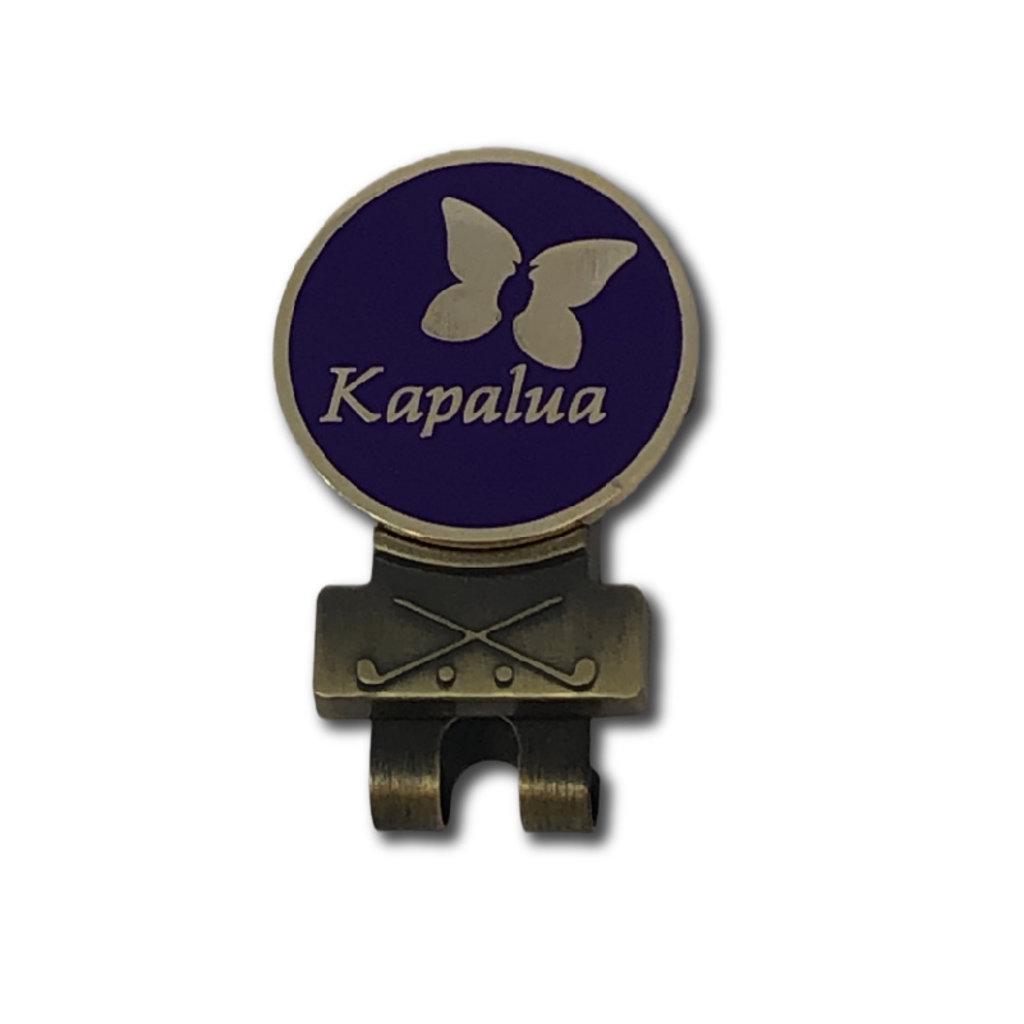 PRG KAPALUA HAT CLIP + BALL MARKER