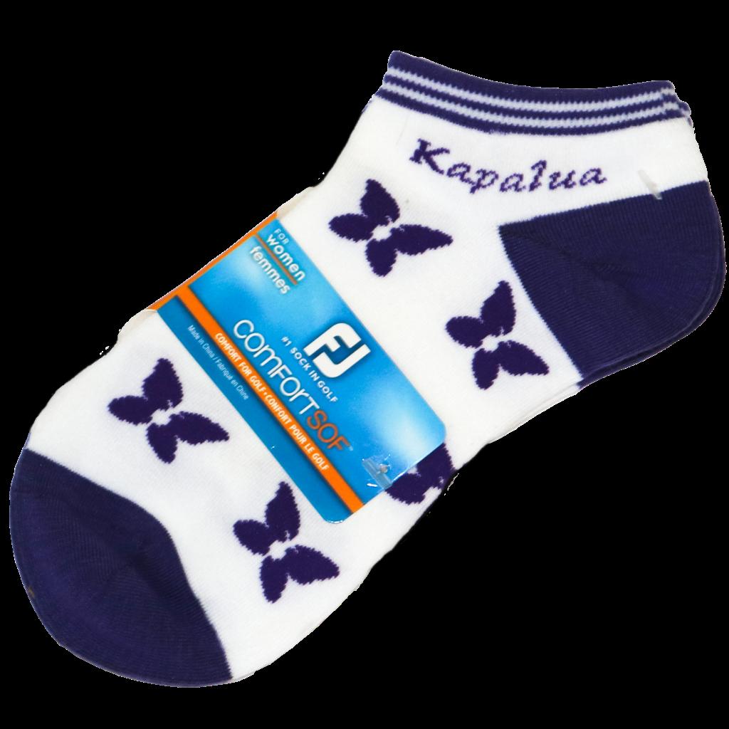 FOOT JOY KAPALUA BUTTERFLY SOCKS