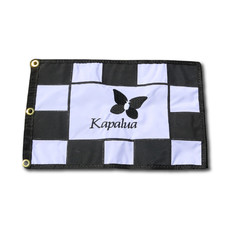 PRESTIGE FLAG KAPALUA CHECKERED PIN FLAG