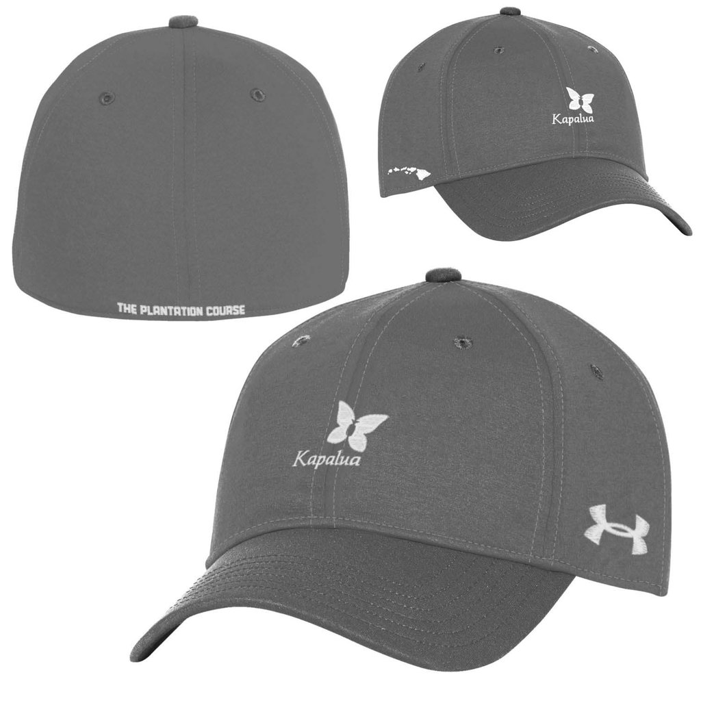 UNDER ARMOUR UNDER ARMOUR STRETCH FIT HAT
