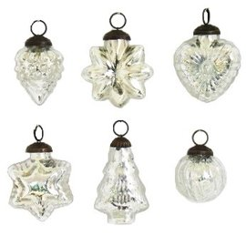Traditional Glass Ornaments