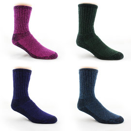 Alpaca Crew Length Socks