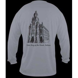 Saint Mary-of-the-Woods Church T-Shirt