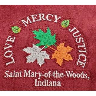 Love Mercy Justice Fleece Jacket
