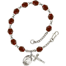 Mother Theodore Rosary Bracelet