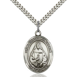 Saint Mother Theodore Guerin Pendants