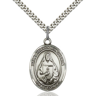 Saint Mother Theodore Guerin Pendants