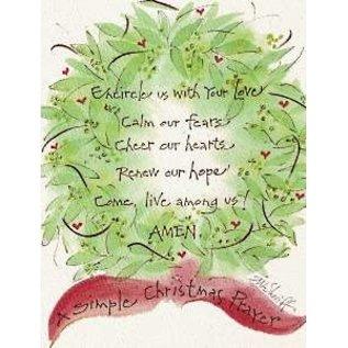 Packaged Christmas Cards - A Christmas Prayer