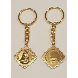 Our Lady Of Providence Keyring