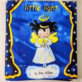 Little Light  - Cloth Book by Sisters of Providence Sewing Room