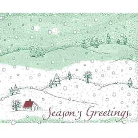 Packaged Christmas Cards - Seasons Greetings