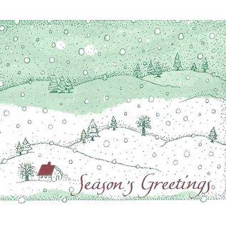Packaged Christmas Cards - Seasons Greetings