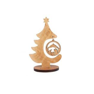 Christmas Tree Nativity