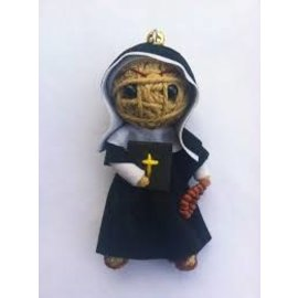 The Original String Doll Gang: Saint Theodora