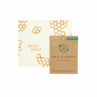 Bees Wrap Sustainable Storage Cloths - Single Small