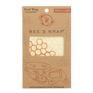 Bees Wrap Sustainable Storage Cloths - Single Covers in 3 Sizes