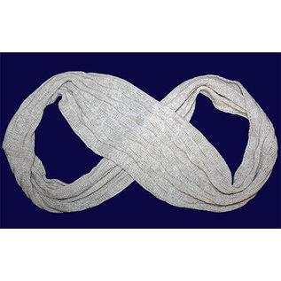 Infinity Basketweave Alpaca Scarves