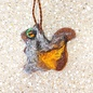 Handmade Felted Ornaments from WVC - Md Squirrel