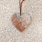 Handmade Felted Ornaments from WVC - Md Heart
