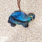Handmade Felted Ornaments from WVC - Turtle