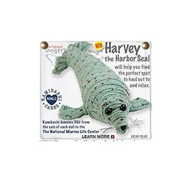 The Original String Doll Gang - Harvey the Seal