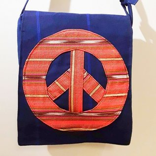 Embroidered Cross Body Bag - Made in India