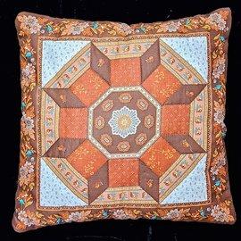 Geometric Pattern Pillow