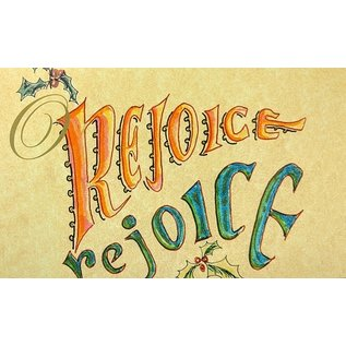 O Rejoice Rejoice - Antiphon Booklet