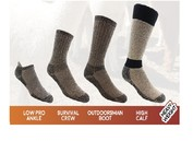 Alpaca Socks & Slippers