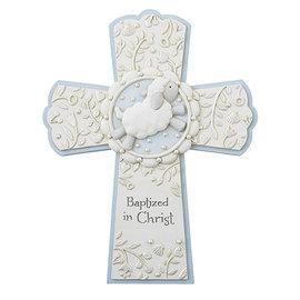 Baptized in Christ Crosses & Frames